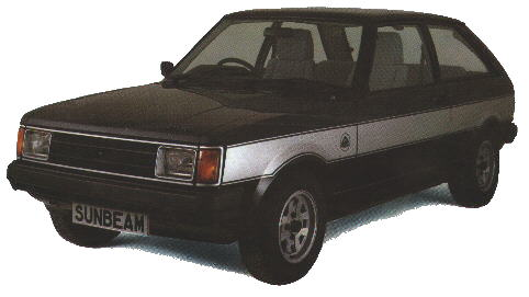 Sunbeam Lotus Series I