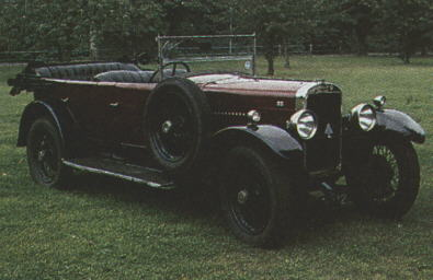 20.9 hp Tourer