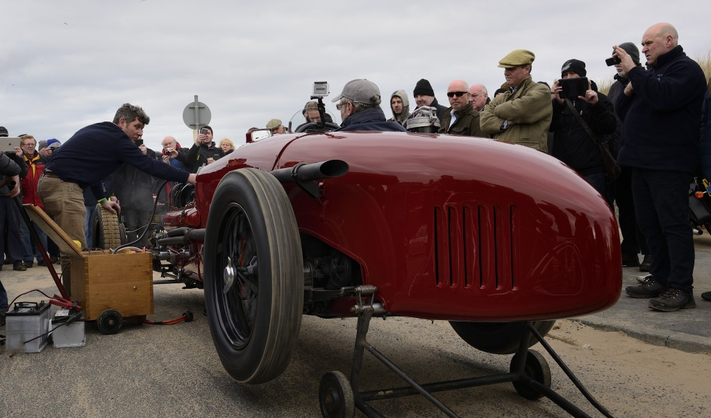 Segrave Land Speed Record 16th March 1926 (12)