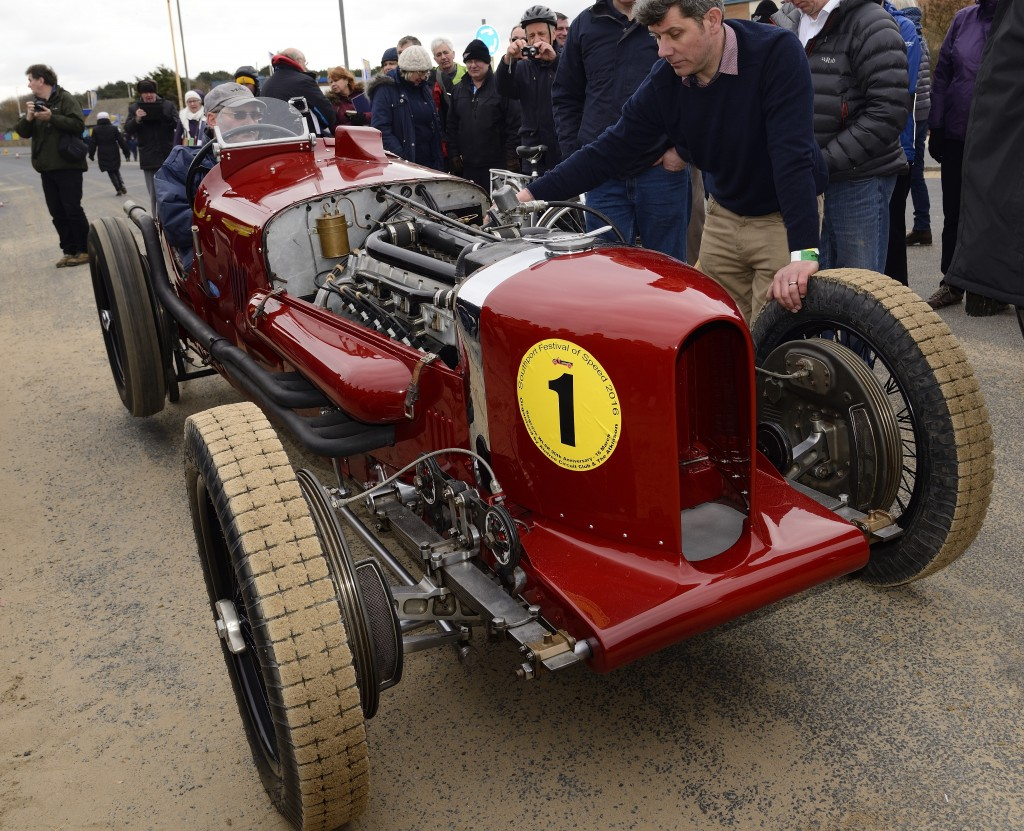 Segrave Land Speed Record 16th March 1926 (15)