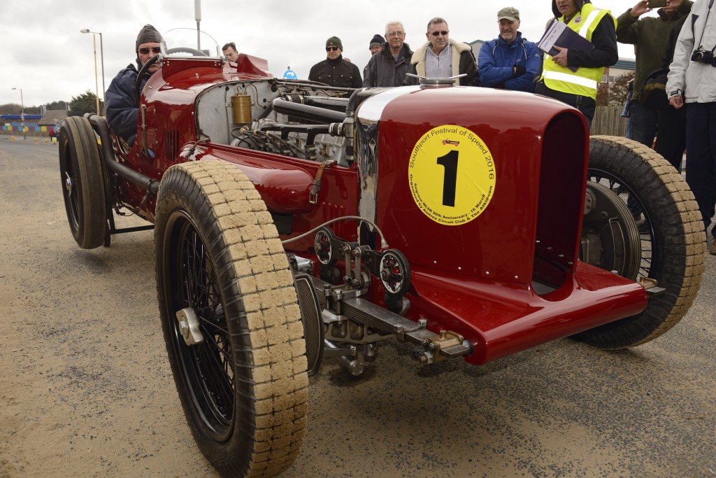 Segrave Land Speed Record 16th March 1926 (20)