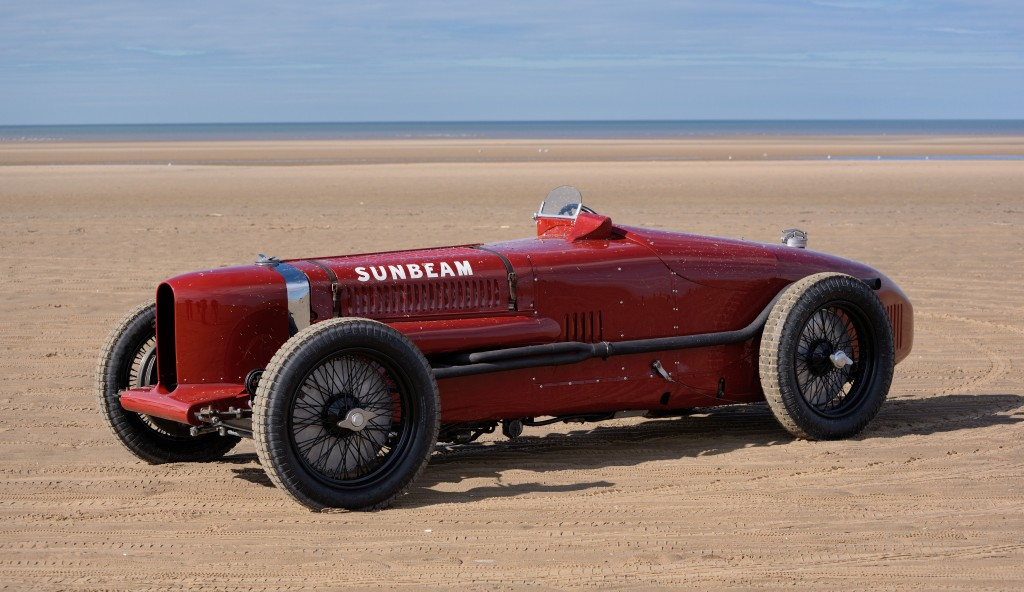 Segrave Land Speed Record 16th March 1926 (53)