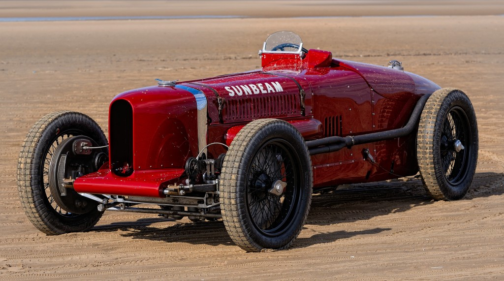 Segrave Land Speed Record 16th March 1926 (54a)