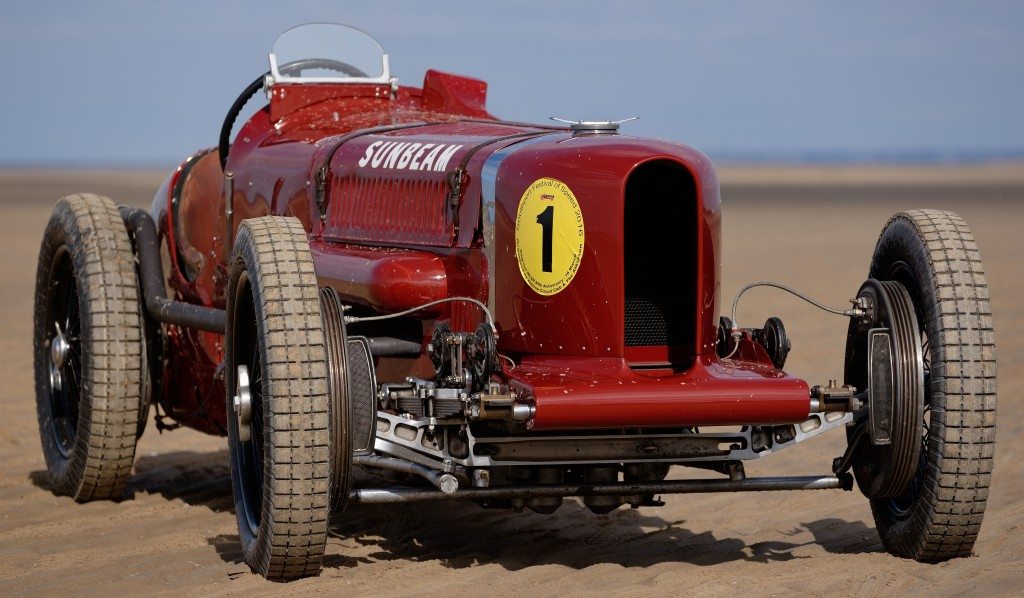 Segrave Land Speed Record 16th March 1926 (63)