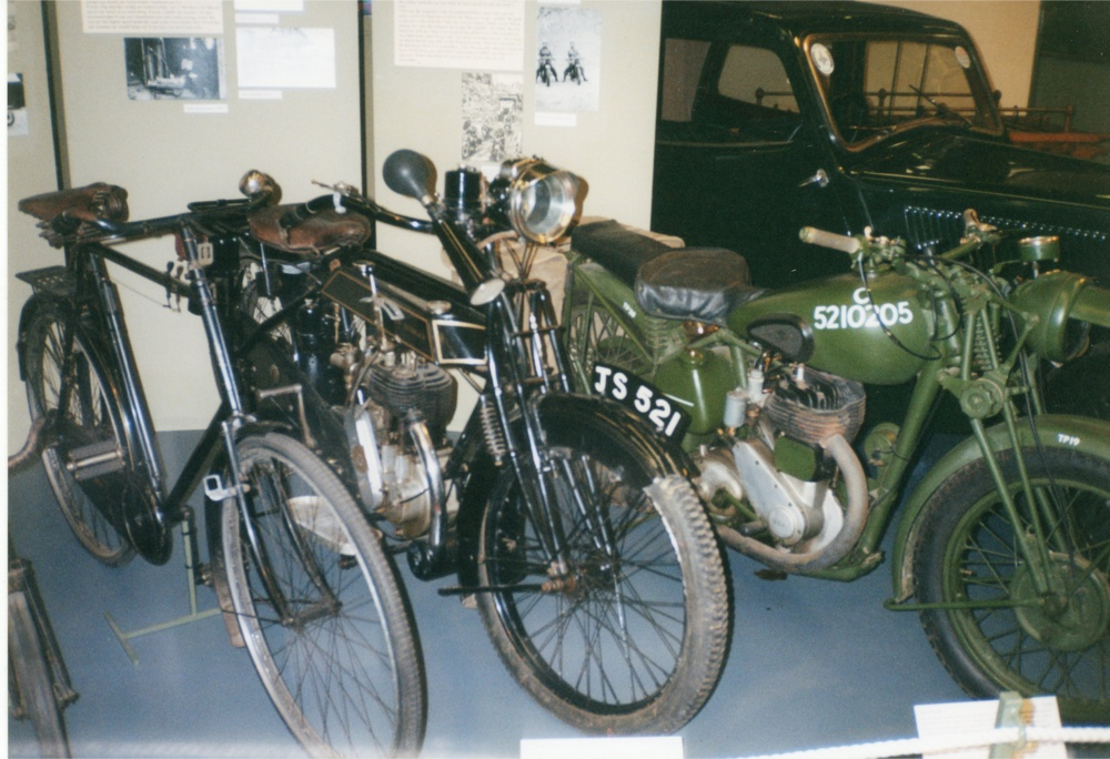 Sunbeam cycles