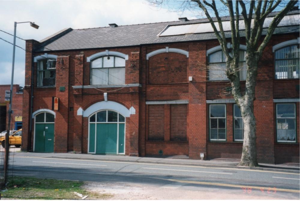 Sunbeam Moorfield Works