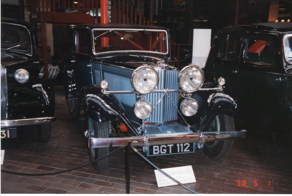 Talbot - I'm not sure which model