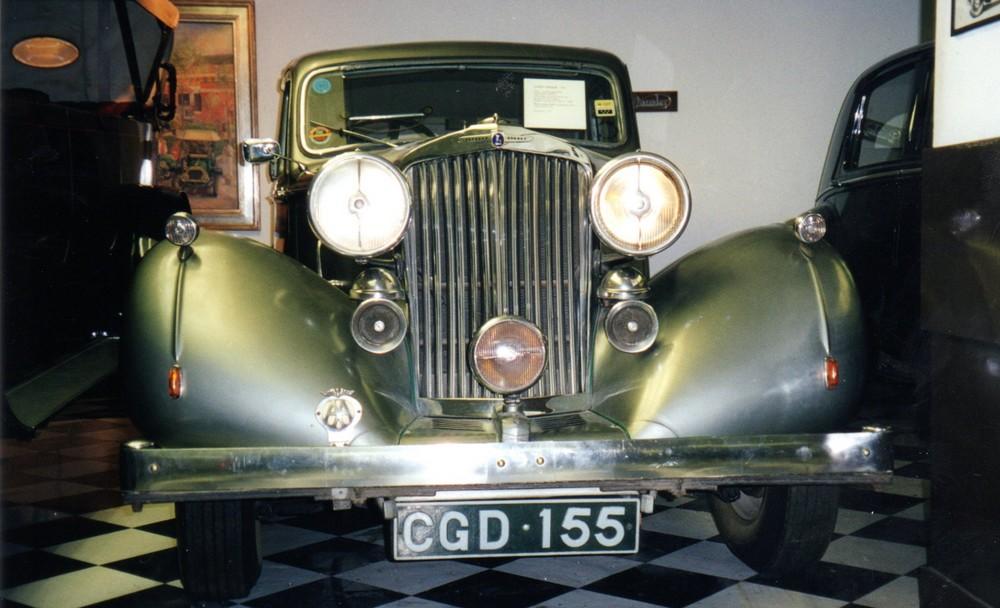 Sunbeam-Talbot 3 litre